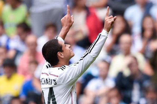 Javier Hernandez: Real Madrid Memang Impian Saya!