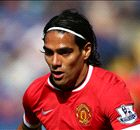 Man Utd took a gamble on me - Falcao