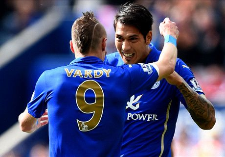 Leicester Stuns Man United