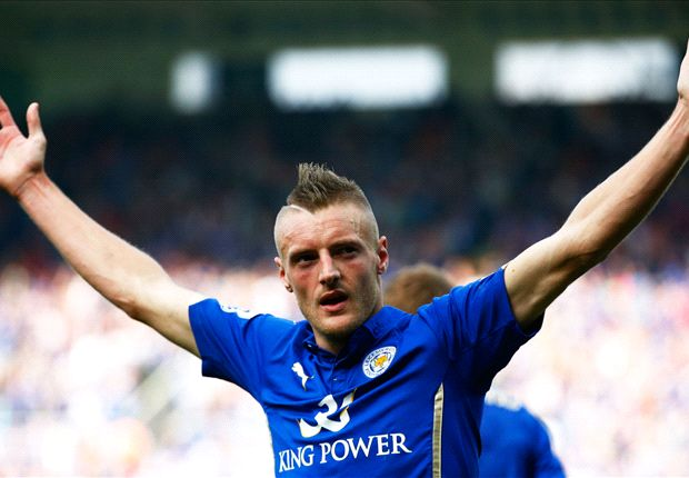Leicester City 5-3 Manchester United: Vardy and Ulloa combine to crush Van Gaal's flops