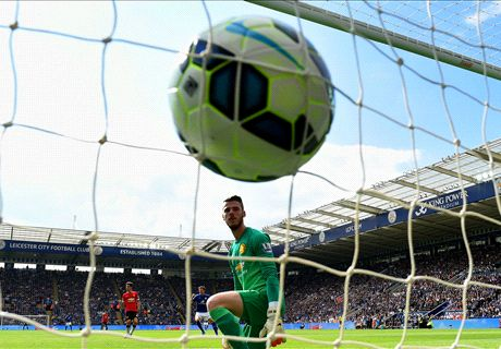 Humiliated again: Utd crumble in Leicester