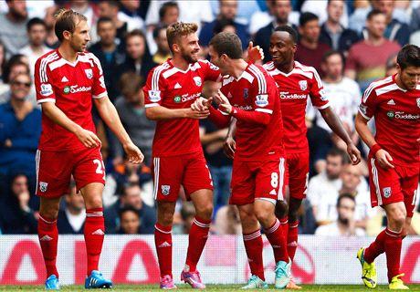 Morrison strike stuns Spurs