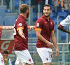 Serie A: Roma 2-0 Cagliari