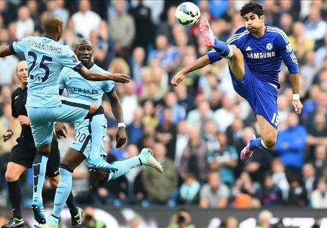 EN VIVO: Manchester City 0-0 Chelsea