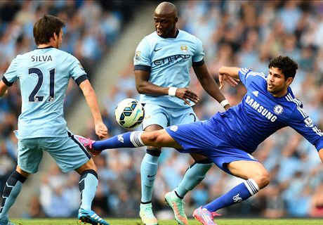 Chelsea played like Stoke - Pellegrini