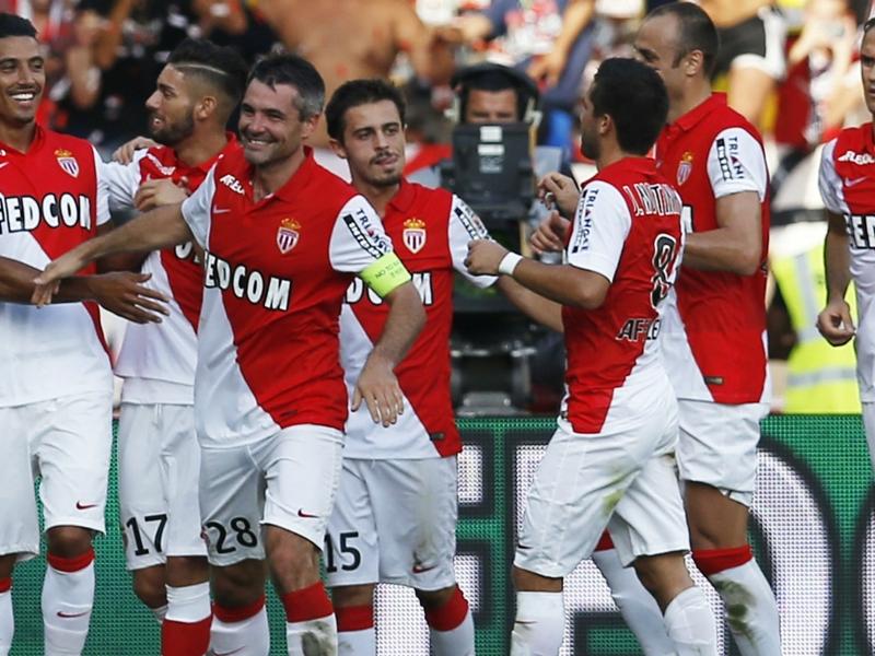 Ligue 1, 6ª giornata - St.Etienne in testa con Bordeaux e Marsiglia, vince il Monaco
