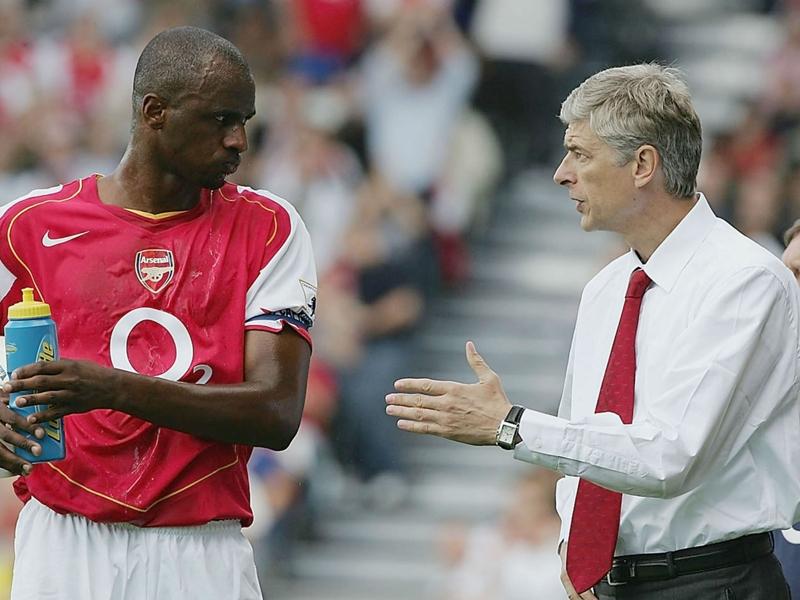 Arsenal, un ancien Gunner voit Vieira remplacer Wenger
