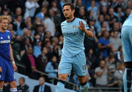 Lampard love story over - Mourinho