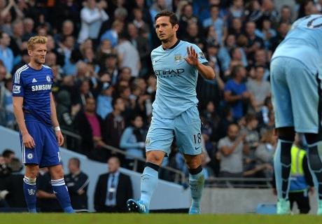 Chelsea shouldn't honour Lampard yet