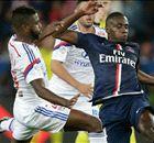 Ratings: PSG 1-1 Lyon
