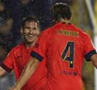 La Liga: Real vorsichtig, Barca glücklich