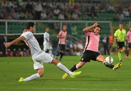 Palermo 1-1 Inter: Progress checked