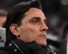Montella not complaining after loss