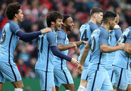 City ease past Boro into FA Cup semis