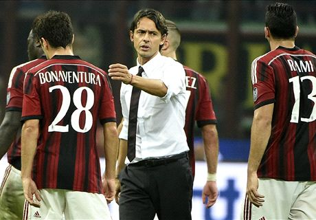 Inzaghi: AC Milan deserved to win