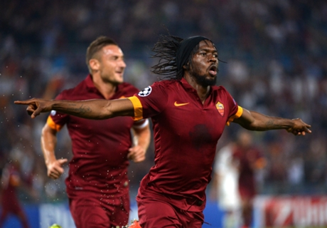 Gervinho: Roma want Juve's crown