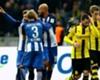 Hertha Berlin 2 Borussia Dortmund 1: Plattenhardt blows Champions League race open