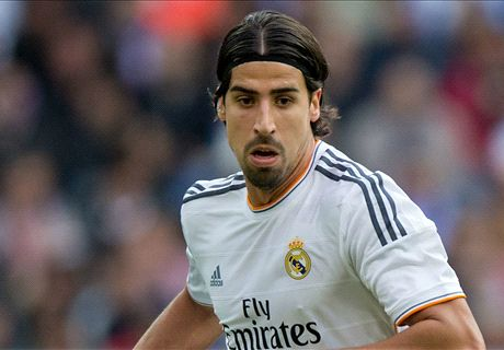 Transfer Talk: Arsenal want Khedira