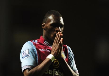 Benteke nearing Aston Villa return