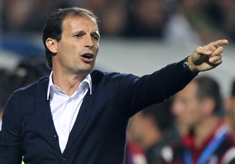 Allegri convinced Juve will avoid CL exit