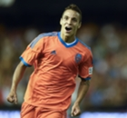 Getafe 0-3 Valencia: Visitor second