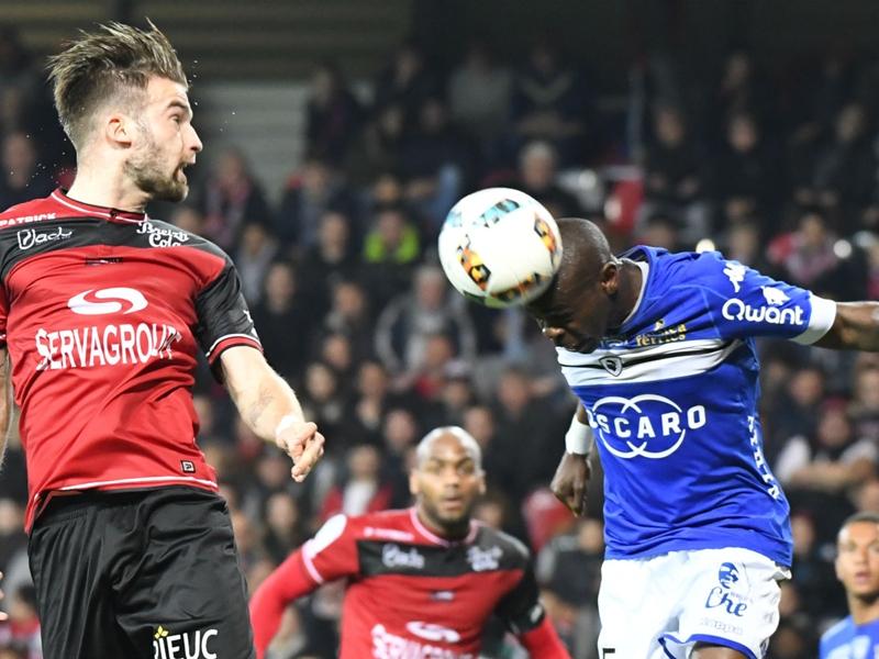 Guingamp-Bastia (5-0), Guingamp se promène