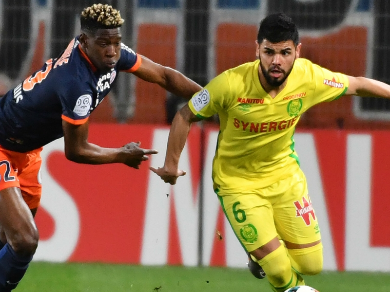 Montpellier-Nantes 2-3, Nantes à l'arraché