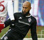 GALARCEP: Rapids' Howard sharp in return from injury
