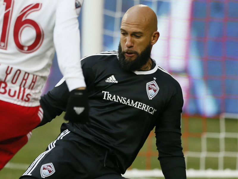 'I felt sharp' - Tim Howard looks strong in return from four-month injury layoff