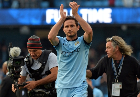 Kompany: Lampard goal could be crucial