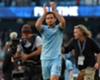 Lampard coy over City stay