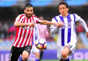 Real Sociedad y Deportivo de La Coruña en la apuesta combinada de LaLiga el lunes