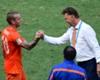 """Sneijder: """"Problemen met mens V.Gaal"""""""