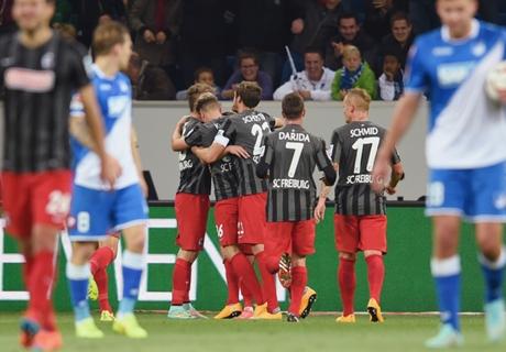 Bundesliga, 5ª - Passo falso Borussia