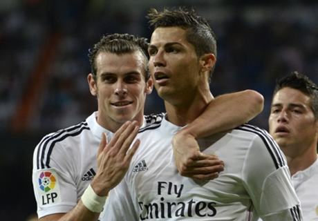 Player Ratings: Real Madrid 5-1 Elche