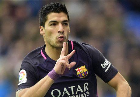 'Suarez isn't a biter - he's a diver!'