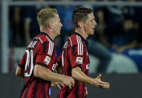 Torres-Tor reicht Milan nicht