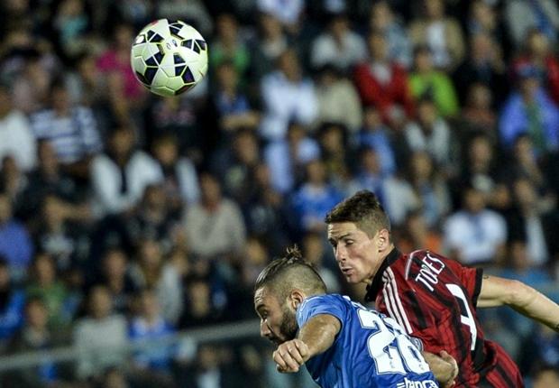 Empoli 2-2 AC Milan: Torres on target as Rossoneri snatch draw