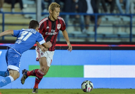 Résumé de match, Empoli-Milan (2-2)