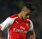 VEYSEY: Sanchez dropped for disrupting Arsenal's style
