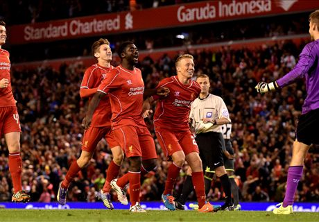 Liverpool Survives Marathon Shootout