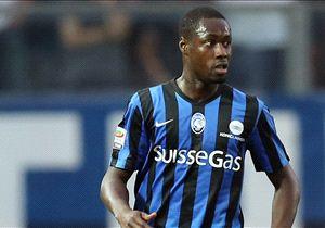 Richmond Boakye, attaccante dell'Atalanta ma di proprietà della Juventus