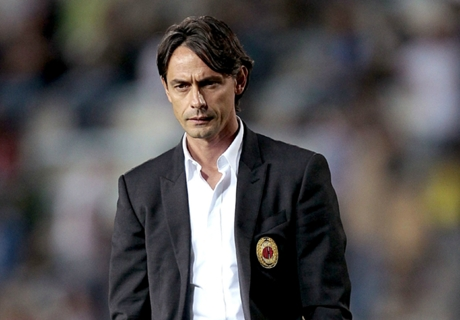 Inzaghi: Milan are only human