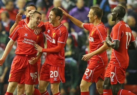 I went mad after goal - Rossiter