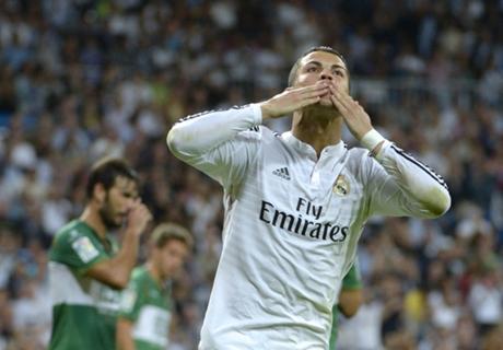 'Cristiano Ronaldo is like Michael Jordan'