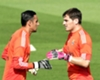 Keylor Navas vows to push Casillas for Madrid No.1 spot