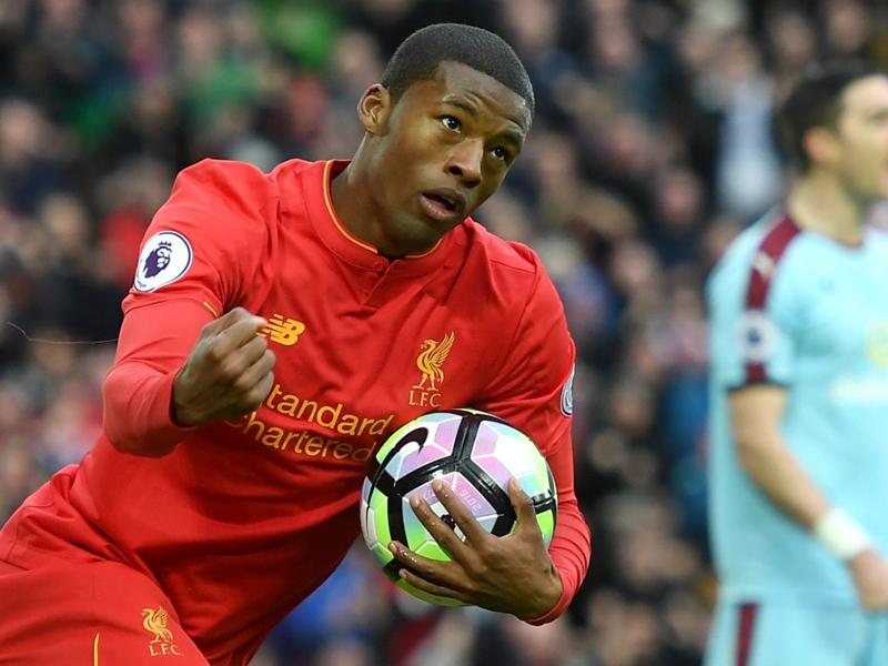 Liverpool-Burnley (2-1), Liverpool aux forceps
