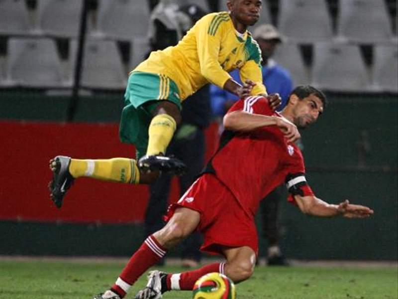 Bernard Parker Not Back With Thanda Royal Zulu