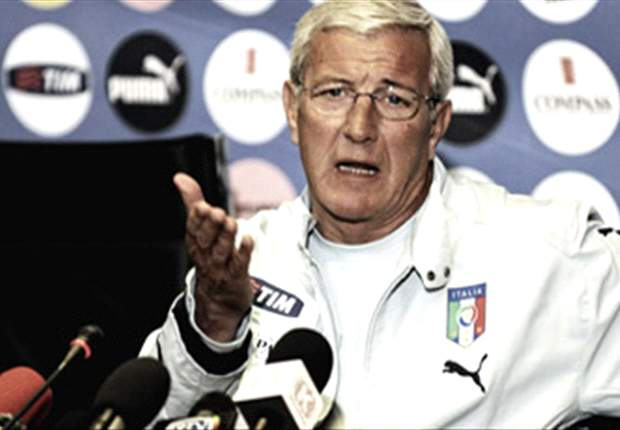 Lippi Remains Bullish About Italy's Team Selection Against Brazil