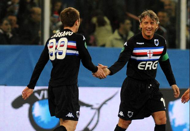 Mancini: I Was Going To Bring Cassano To Inter